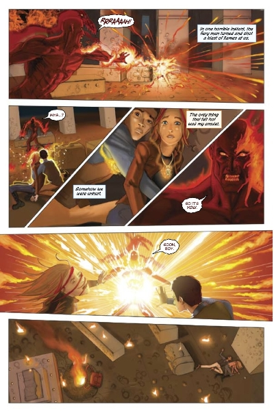 percy jackson and kane chronicles graphic novel releases geekynews