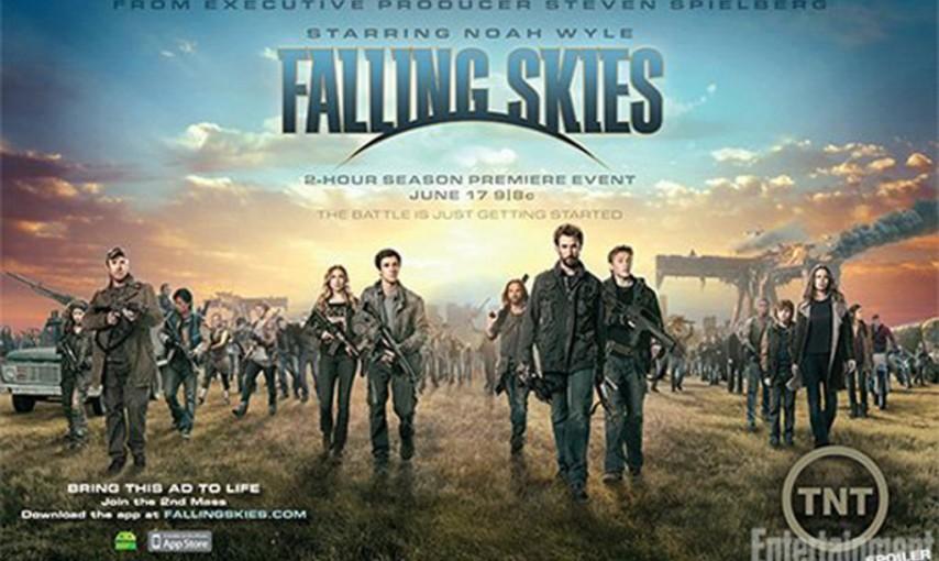 Falling Skies Recap: 2x01/2x02 - GeekyNews