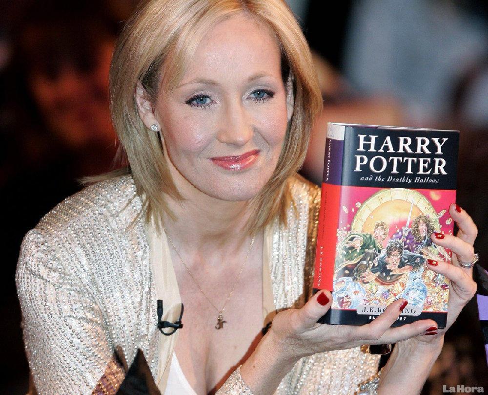 J K Rowling New Adult Book
