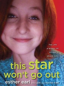 this-star-wont-go-out-esther-earl-book