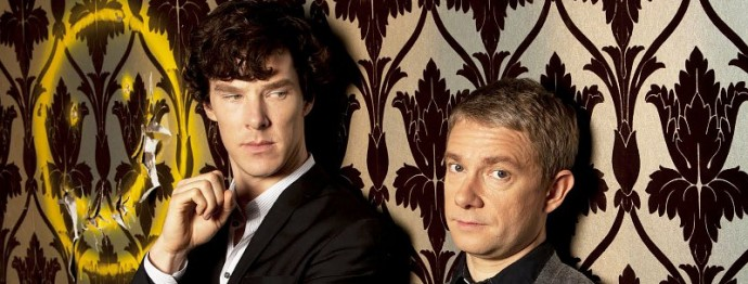 First Sherlock Special Episode Image Released