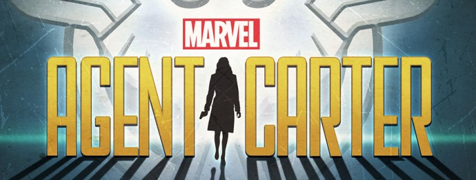 Logo de Carters Logo For Agent Carter