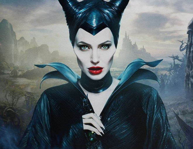 new maleficent movie posters geekynews