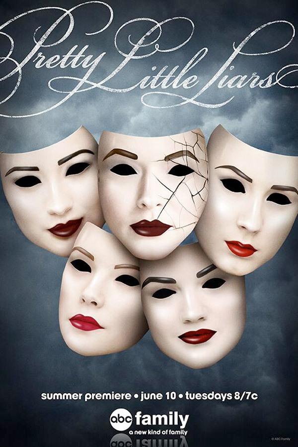 Pretty Little Liars Fifth Season Pretty Little Liars Renewed
