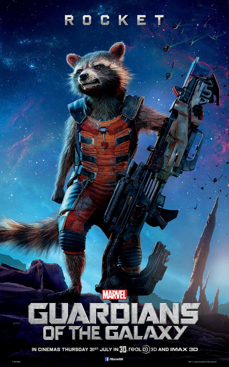 Guardians Of The Galaxy Movie Poster More Guardians of the ...