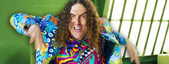 Weird Al Returns with a 'Tacky' Take on 'Happy'