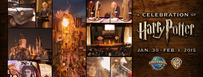A Celebration of Harry Potter Event Returning to Universal Orlando
