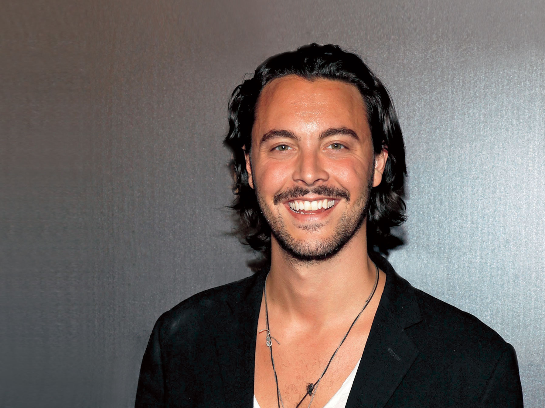 Also  Huston is a good enough  Jack Huston Hair