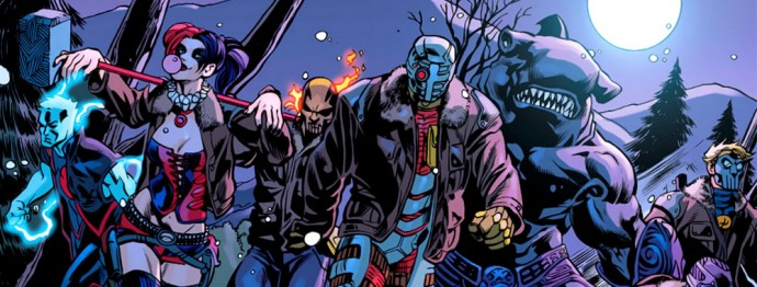 Suicide Squad Casting is Official: Jared Leto as Joker, Will Smith as Deadshot