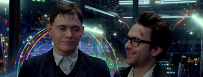 Charlie Day and Burn Gorman to Return for Pacific Rim 2