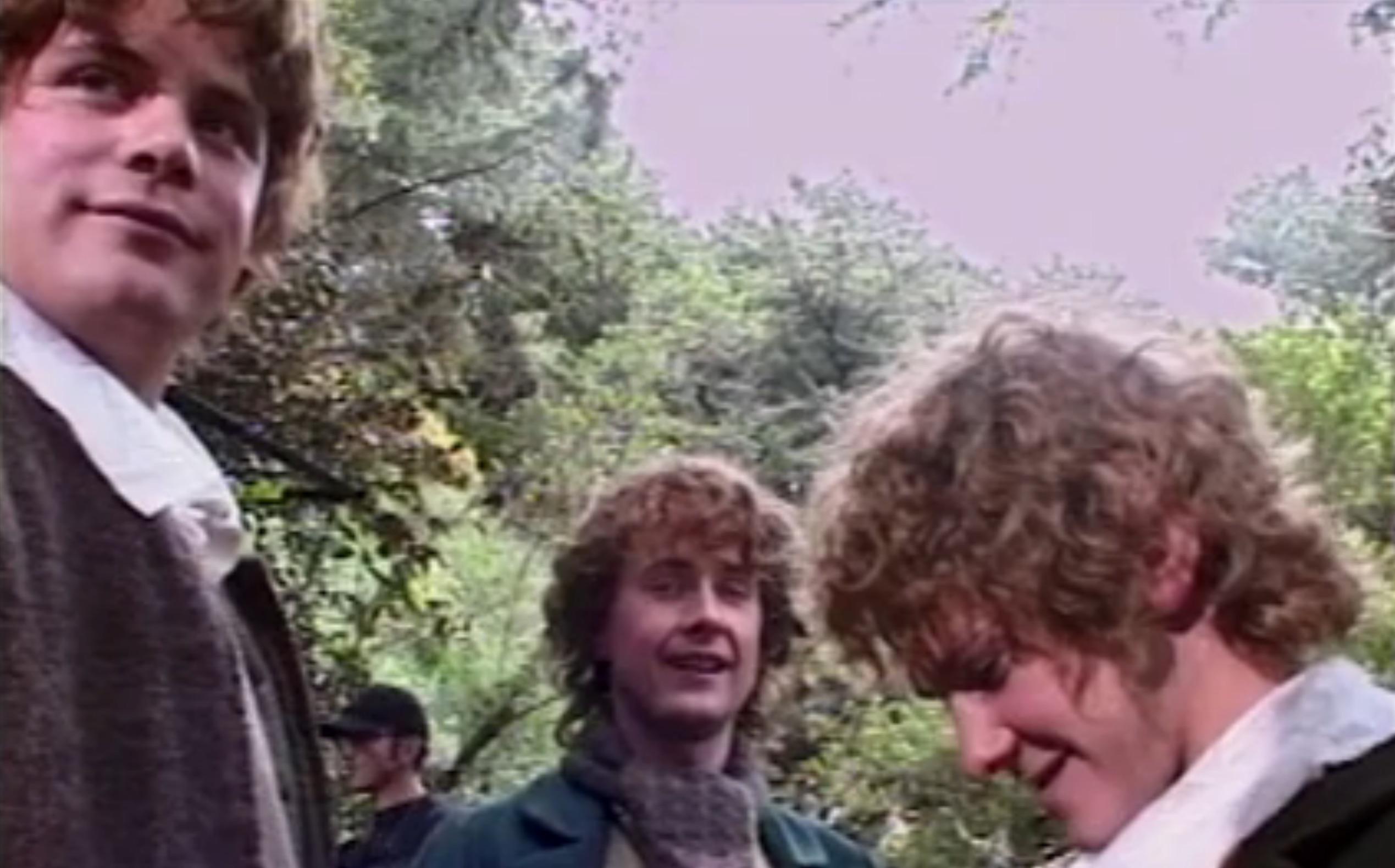 hobbit actors