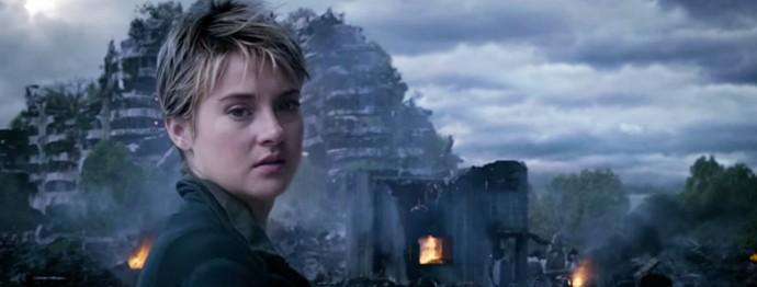 First Insurgent Teaser Trailer Released