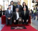 Peter Jackson receives star