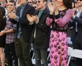 Cast and family applaud Peter Jackson's accomplishments
