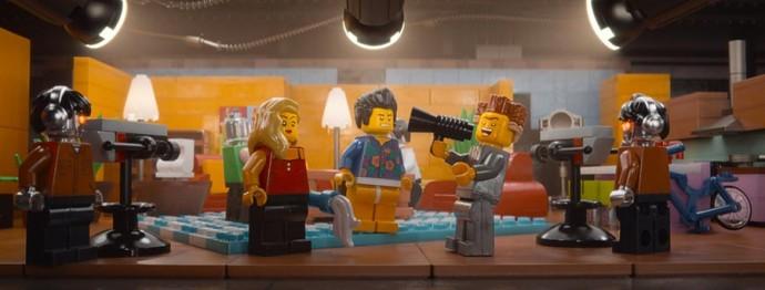 Лего фильм гонки