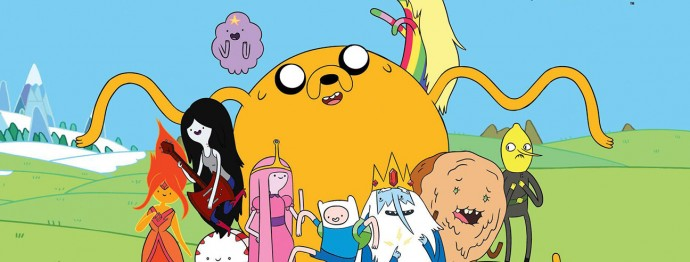 Adventure Time Heads to the Big Screen!