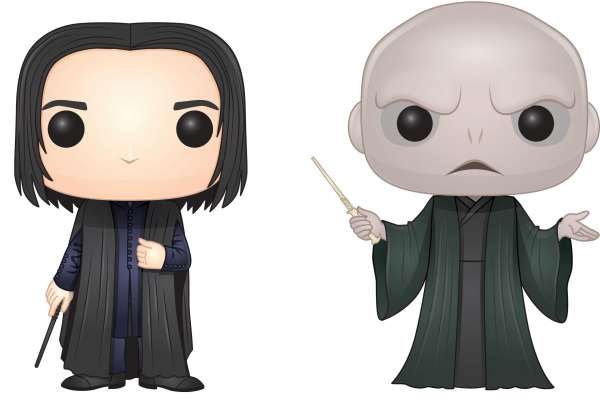 Toy News Harry Potter Gets Funko Pop Treatment Geekynews