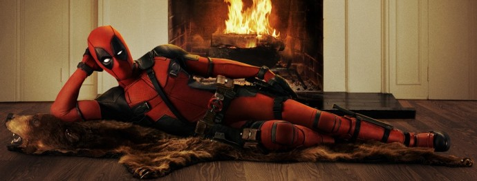 First Look: Ryan Reynolds Suits up as Deadpool