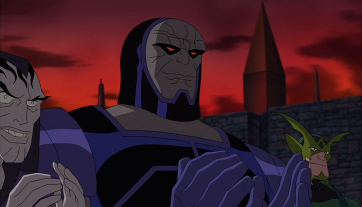 Gods and Monsters - Darkseid