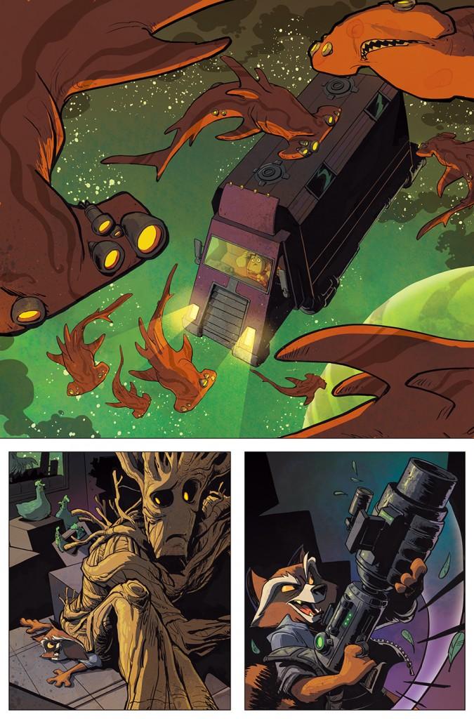 GeekyNews - Groot #1