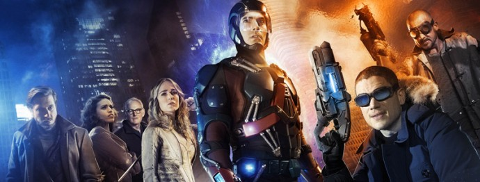 UPDATED: CW's Legends of Tomorrow Upfront Gets First Look and Trailer