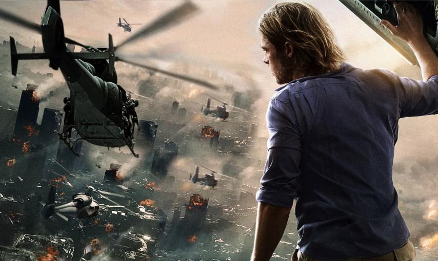 World War Z 2' Writer Offers Update On Script; Sequel Gets An ...