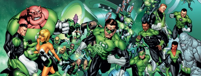 Warner Bros. Announces Green Lantern Corps Movie
