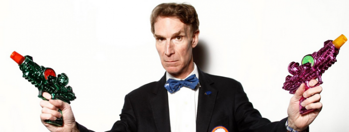 Kickstarter Launches to Fund Bill Nye Documentary