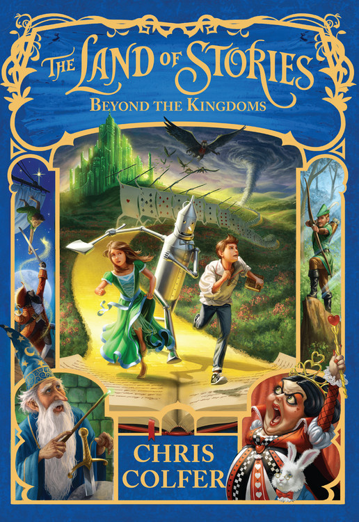 Bildresultat för beyond the kingdoms chris colfer