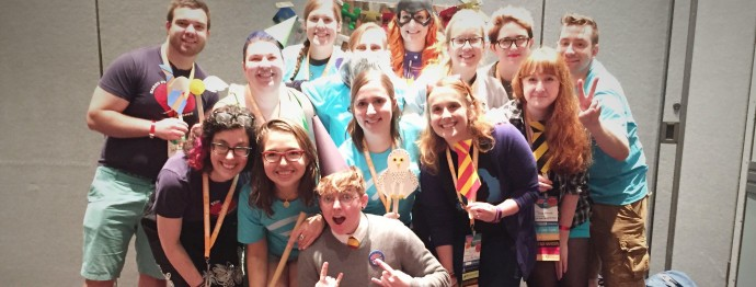 Harry Potter Alliance Celebrates 10th Birthday at GeekyCon