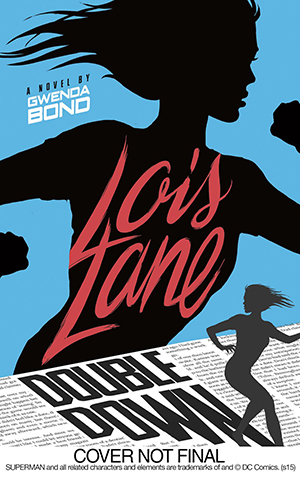Lois Lane Double Down Book