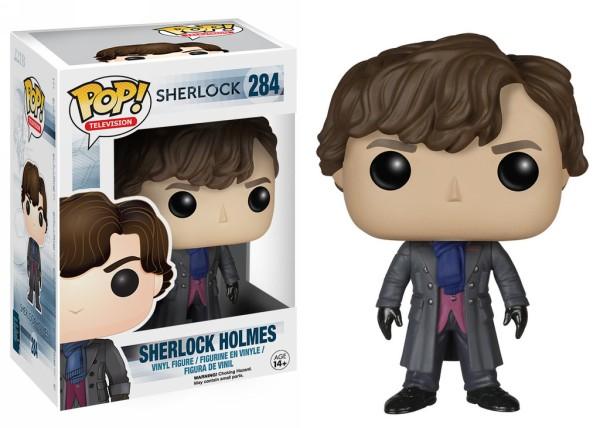 Funko Pop! - Sherlock Holmes