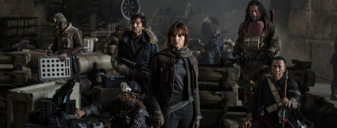 First Star Wars: Rogue One Cast Picture Released