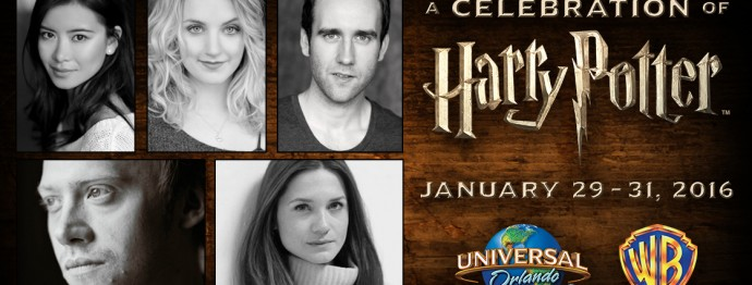 Ruper Grint and More Announced for Universal's Celebration of Harry Potter