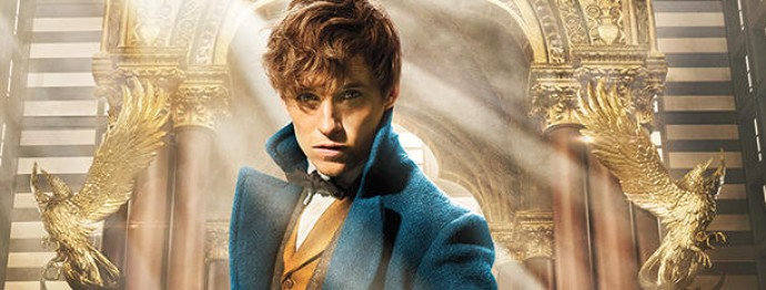 First Look at Eddie Redmayne in Fantastic Beasts and Where to Find Them