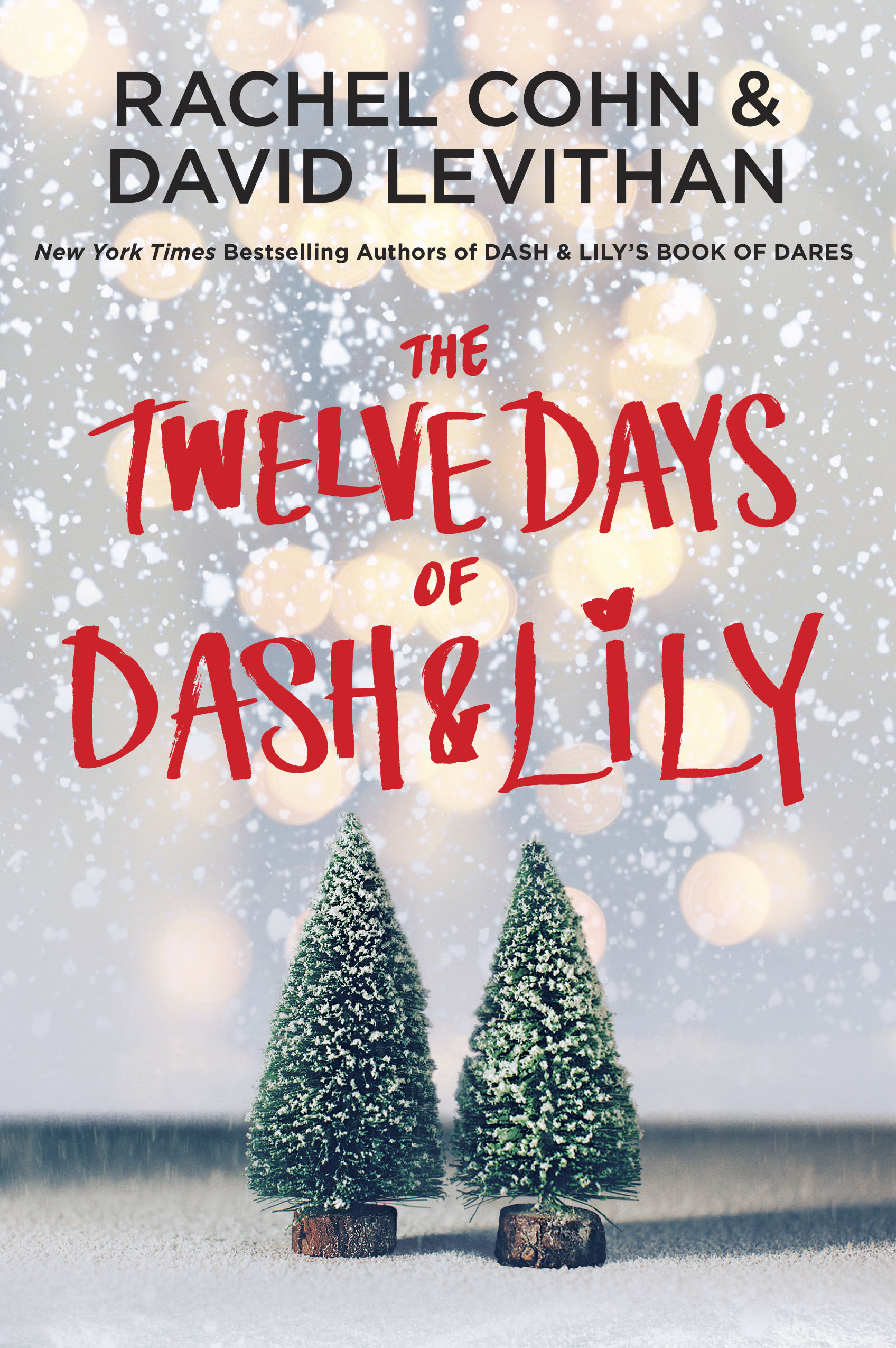 The Twelve Days of Dash and Lily Rachel Cohn David Levithan