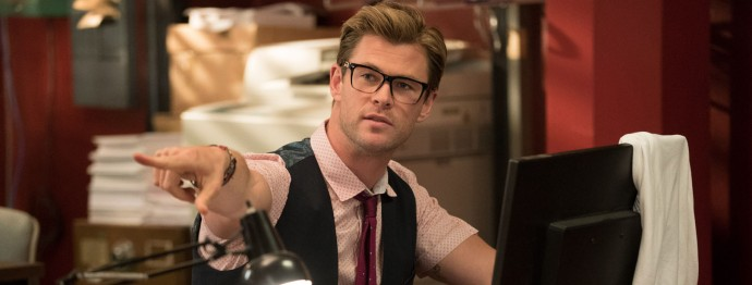 Ghostbusters Roundup: Website Launch, Trailer Announcement, and First Photo of Chris Hemsworth