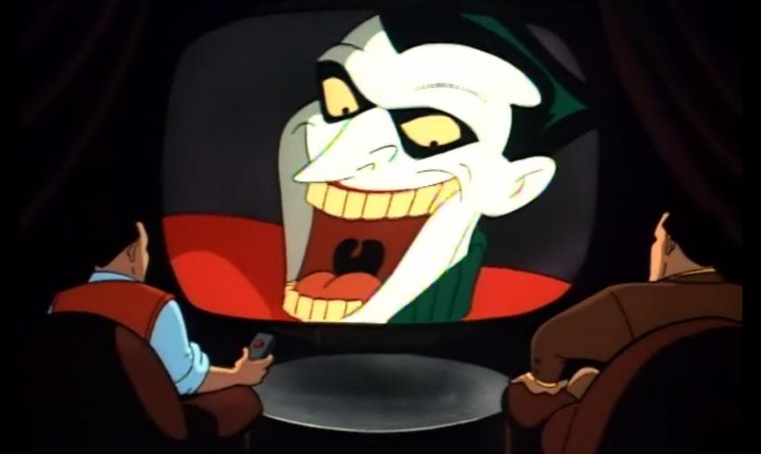 Batman The Animated Series Christmas With the Joker
