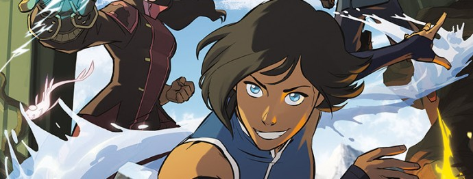 The Legend of Korra Continues in New Comic Book Series