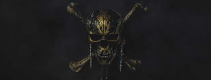 Watch the First Trailer for the New Pirates of the Caribbean Film