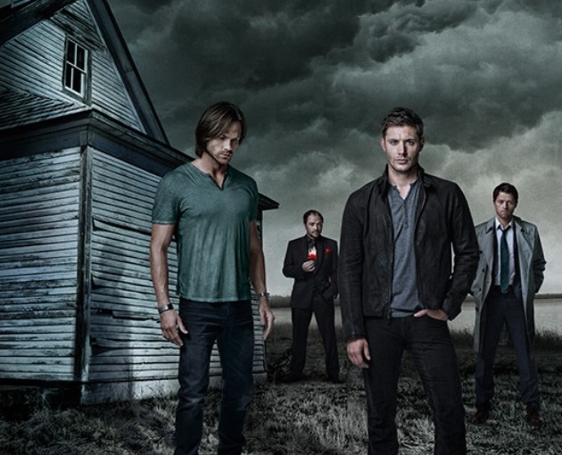 Supernatural Season 9 Poster - Prepare For a Fall - GeekyNews