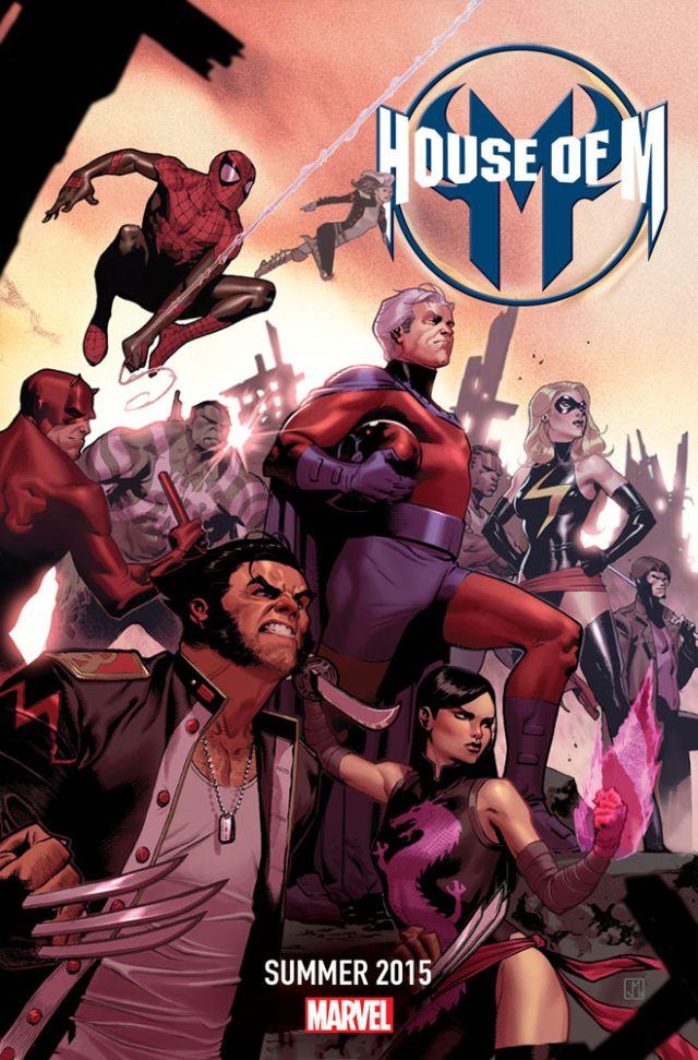 marvel comics events 2015